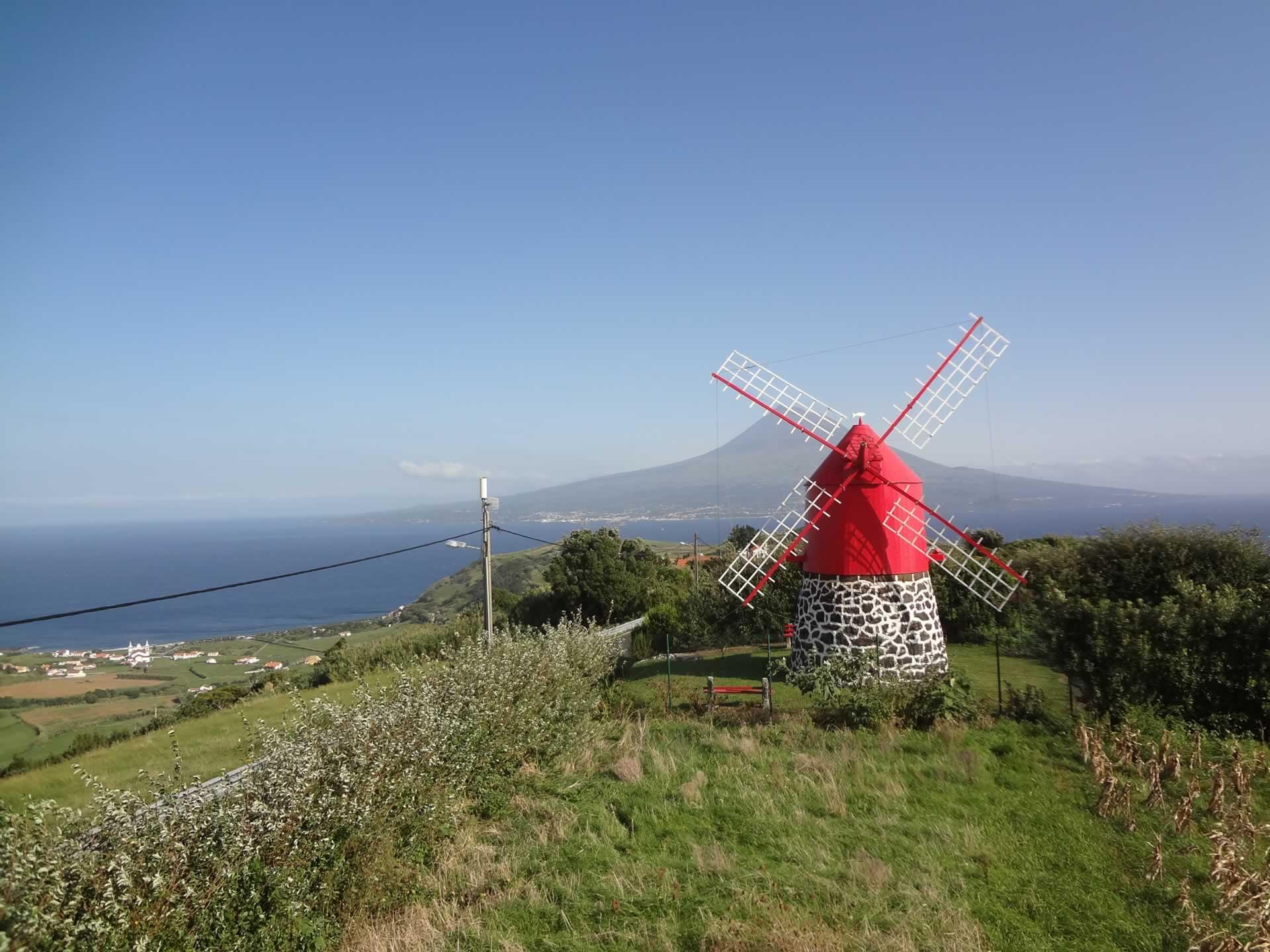 Circuit aux Açores, Le circuit des 3 îles en 8 jours, São Miguel, Faial, Pico