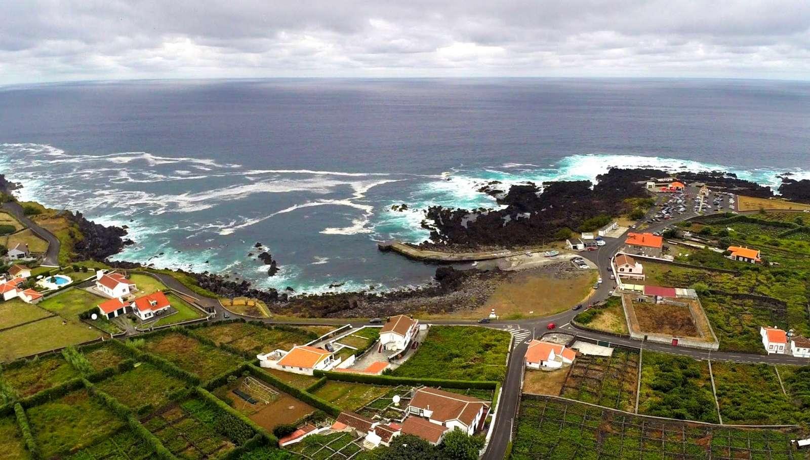 Excursion Tour de l'île de Terceira, Demi-journée (3h30)